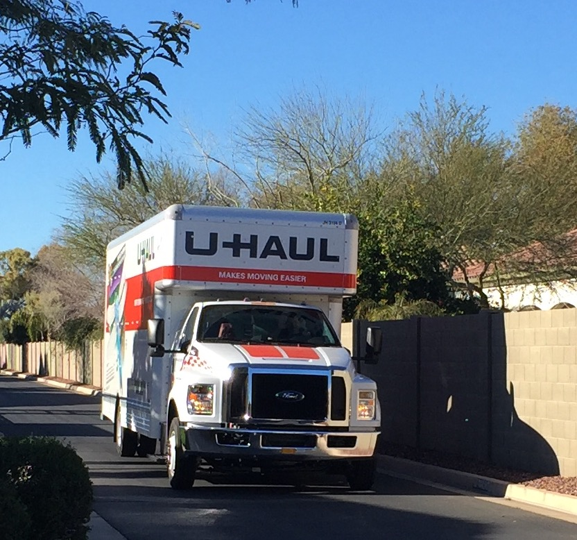 Moving 1 - U-Haul